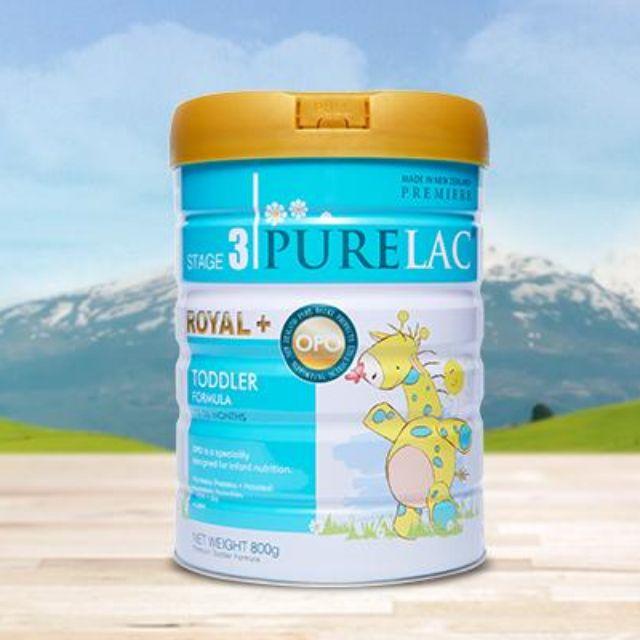 Sữa bột Purelac 3_800g