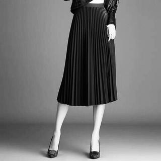 chân váy bigsize dập ly 60-100kg dài 75cm