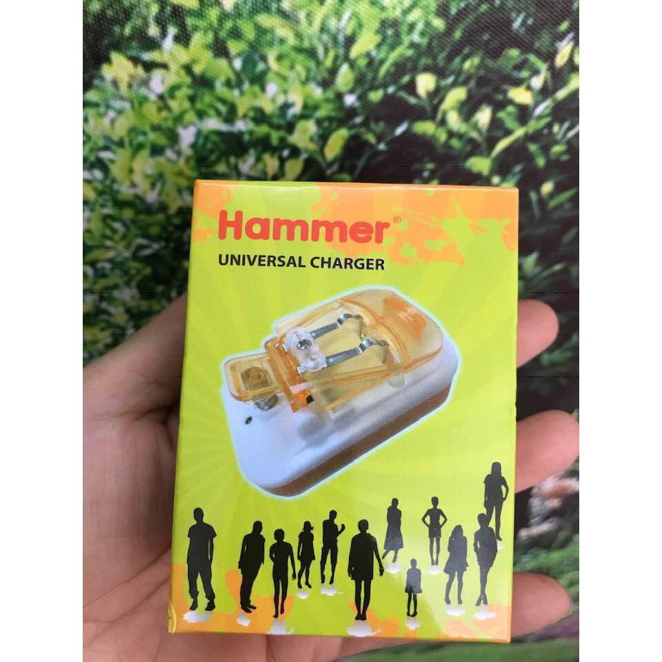 Sạc Đa Năng Hammer_ on