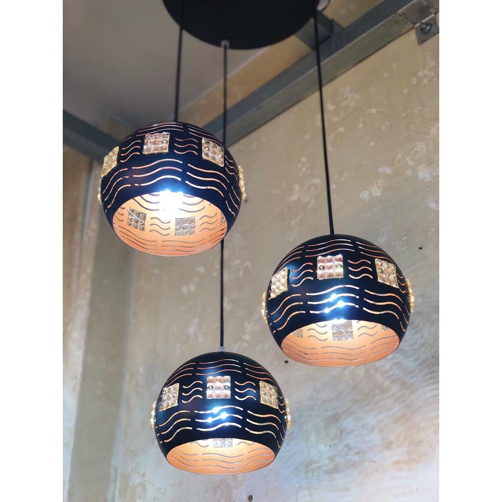 Đèn thả MONSKY LIMAX trang trí nội thất cao cấp - kèm bóng LED chuyên dụng.