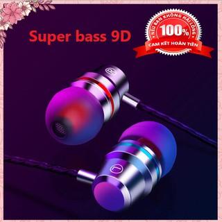 [Mã ELFLASH5 giảm 20K đơn 50K] Siêu Phẩm - Tai Nghe 9D EV-2502SL Siêu Bass Cao Cấp, Tặng hộp mica cực đẹp