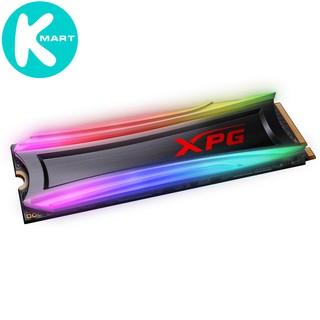 Ổ CỨNG SSD ADATA XPG AS40G 512GB M.2 PCIe Tản nhiệt LED RGB - Hàng Chính Hãng