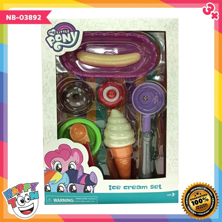 Bộ Đồ Chơi Xúc Kem Ngựa Pony Nb-03892