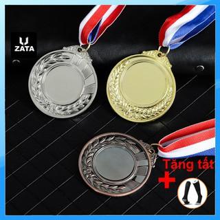 Huy chương bóng đá 💎𝑭𝑹𝑬𝑬𝑺𝑯𝑰𝑷💎 Huy chương kim loại cao cấp 6.5 cm