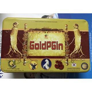 Nhân sâm Goldpgin tăng cường sức khoẻ , bồi bổ cơ thể