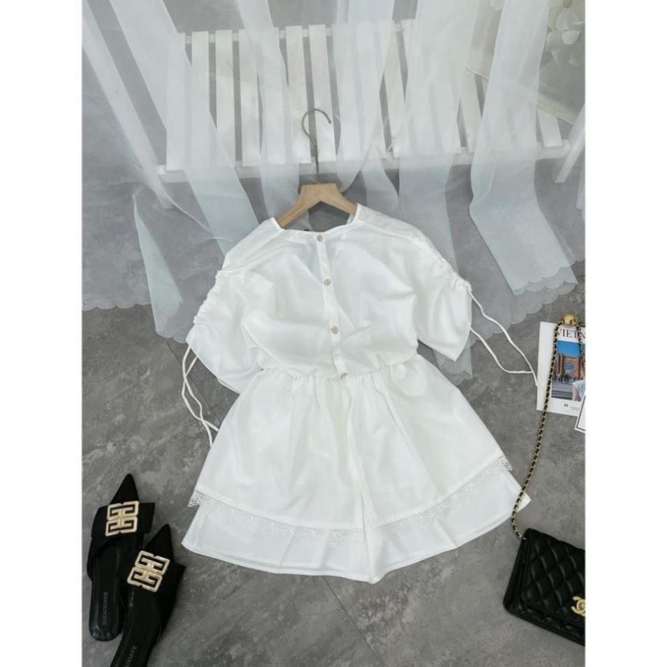 Set đồ nữ cá tính, set quần váy kiểu đi chơi sang chảnh mùa hè đẹp YA156