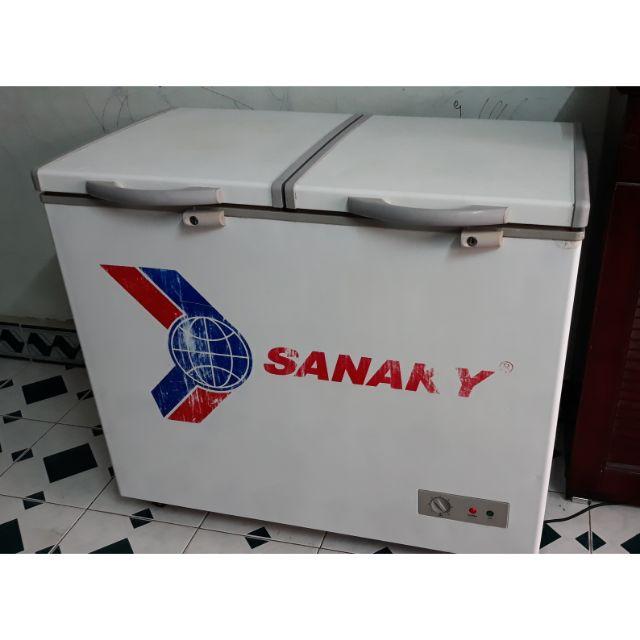 [ELHADEC giảm tối đa 1TR] Tủ đông Sanaky 200l