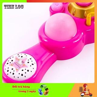 [SIÊU SIÊU RẺ] Microphone hát đơn Hello Kitty bé tập làm ca sĩ siêu tiện dụng
