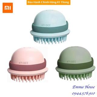 [Mã hoàn xu 30K] Lược massage Xiaomi Kribee Sạc Điện có thể dùng cho tóc ướt và khô, chống tĩnh điện - BH 03 Tháng thumbnail