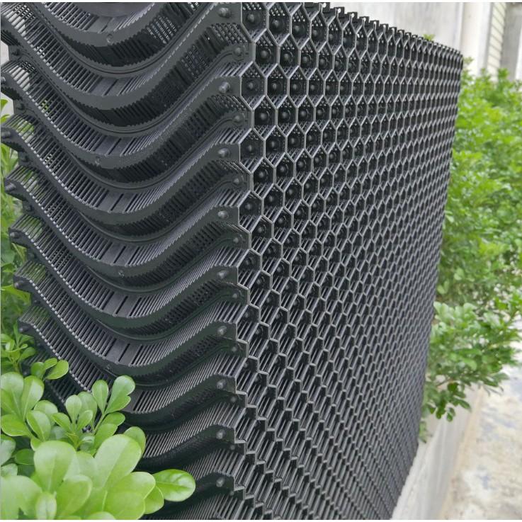 Tấm làm mát Pvc cooling pad sử dụng cho nhà xưởng, trang trại chăn nuôi, cây trồng, độ bền cao, chống oxy hóa