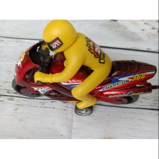 Đồ chơi xe đua moto bé trai