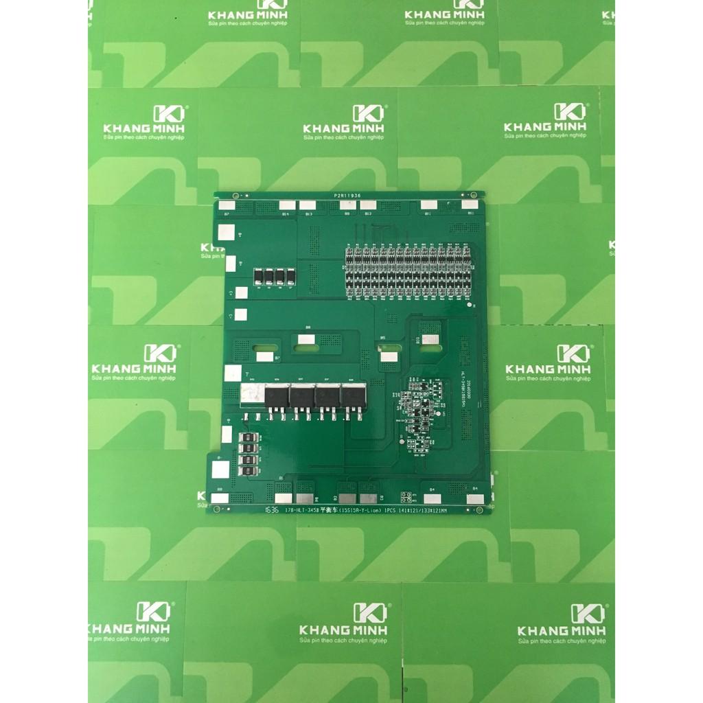 KM Mạch 15S - 20A, chuyên dùng cho pin xe điện cân bằng 2 bánh 54V - 55.5V - 2935027 , 820215971 , 322_820215971 , 260000 , KM-Mach-15S-20A-chuyen-dung-cho-pin-xe-dien-can-bang-2-banh-54V-55.5V-322_820215971 , shopee.vn , KM Mạch 15S - 20A, chuyên dùng cho pin xe điện cân bằng 2 bánh 54V - 55.5V