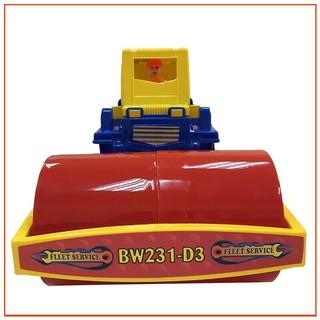 (SALE HOT)Tốt Xe lu đồ chơi chất lượng tốt cho trẻ em chứa đồ chơi biển(Nhựa chợ lớn an toàn cho bé)