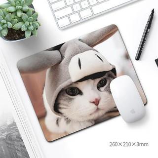 Miếng lót chuột hình mèo siêu cute