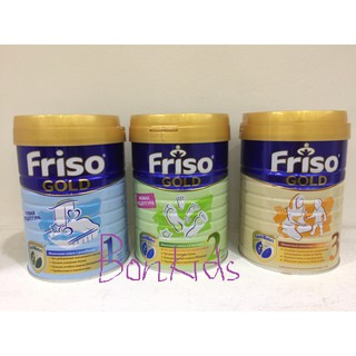 (Date 2022)-Sữa Friso Gold Nga – 400g 800gr