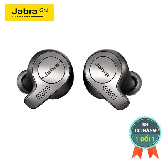Tai nghe bluetooth true wireless Jabra ELITE 65t