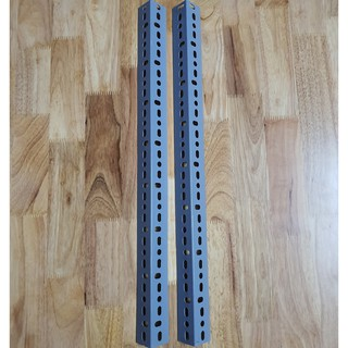 Cây 190cm - Sắt V lỗ 3 x 3cm dày 1.5ly thumbnail