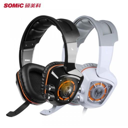 Tai nghe chụp tai chuyên Game Somic G910 7.1 - có rung
