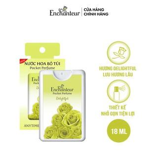 Bộ 3 sản phẩm Enchanteur Lăn khử mùi Sensation 25ml, Nước hoa Sensation 10ml, Nước hoa bỏ túi Delightful thumbnail