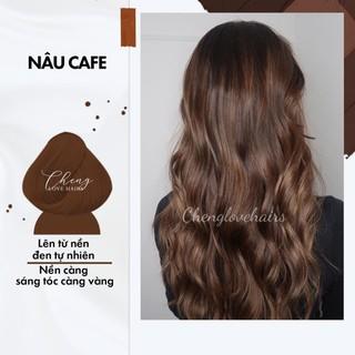 Thuốc nhuộm tóc NÂU COFFEE