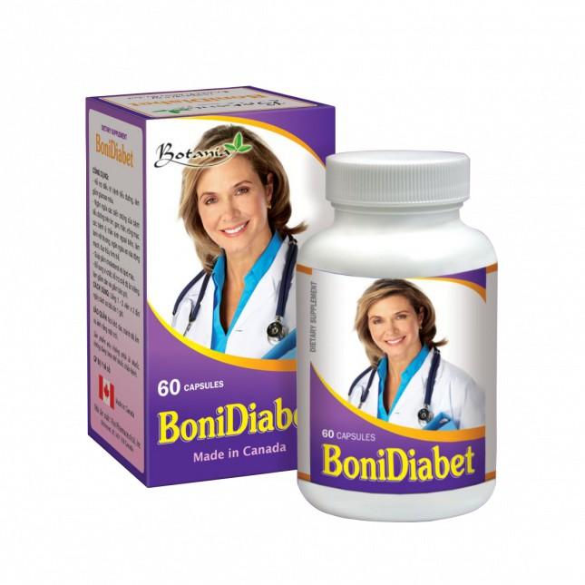 ✅[CHÍNH HÃNG] TPCN Bonidiabet - Hỗ Trợ Điều Trị Bệnh Tiểu Đường - Boni Diabet