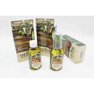 Tinh chất dầu Ô Liu dưỡng tóc Ecosy Olive thumbnail