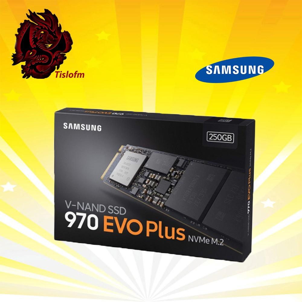 Ổ cứng SSD Samsung 970 EVO PLUS 250GB PCIe NVMe M2 2280