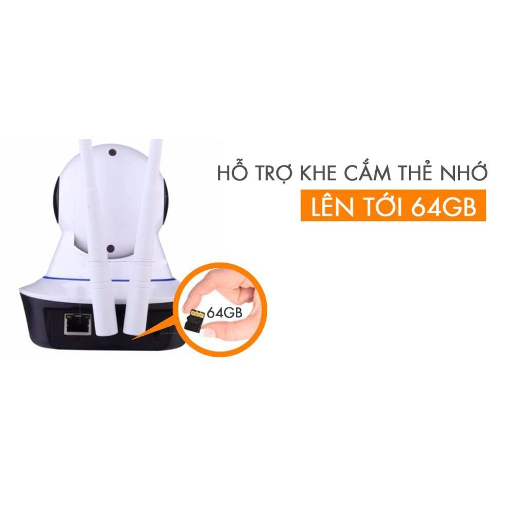 Camera IP AVATECH 6300C 1080P 2.0 (Trắng)