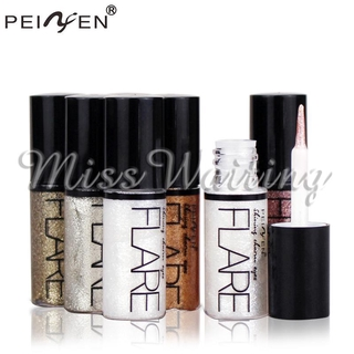 PNF Eye Liner Pen Makeup Tools Eyeliner Pencil Lady Fast Dry 10pcs/Set Beauty Cosmetic Women Fashion