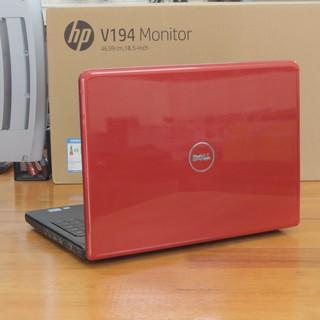 Laptop DELL Inspiron N4030 I3 2.53GHz 4G 120G SSD 14″ [màu đen, đỏ]