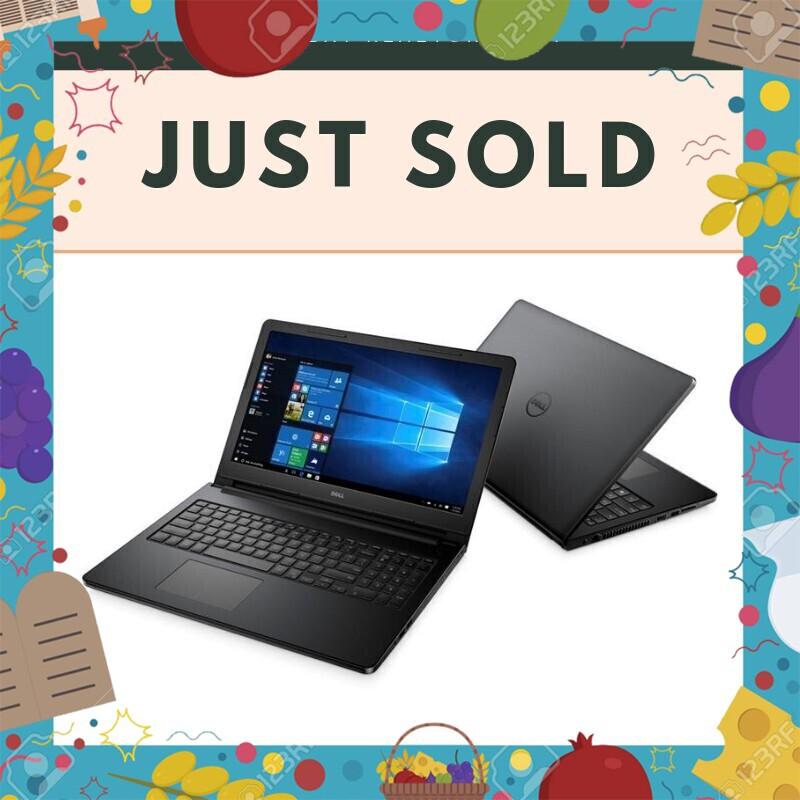 {HOT SALE} Laptop thương hiệu Dell Vostro V3568 I7-7500U – XF6C621 (Đen) – Tặng kèm túi NB Dell Giá chỉ 22.500.000₫