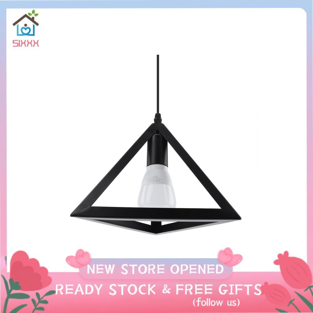 Đèn Led Treo Trần Nhà Kiểu Dáng Hiện Đại Sáuxx E27 90-250v