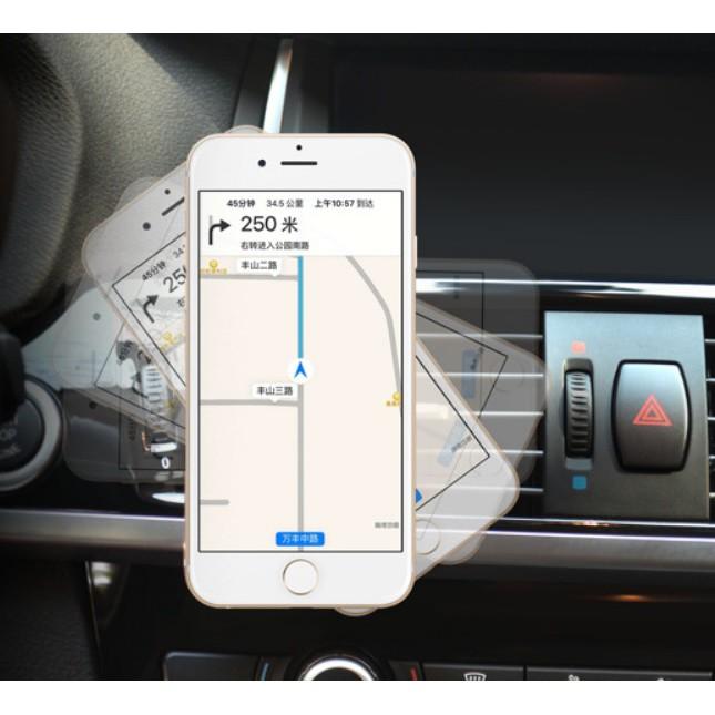 Giá đỡ điện thoại nam châm trên xe hơi ô tô DL TECH