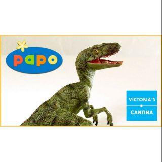 Mô hình khủng long Velociraptor Papo