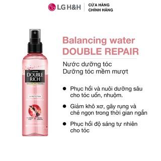 Hình ảnh [Mã FMCGMALL giảm 8% đơn từ 250K] Nước dưỡng tóc chăm sóc hư tổn Double Rich BW Double Repair 120ml/250ml-1
