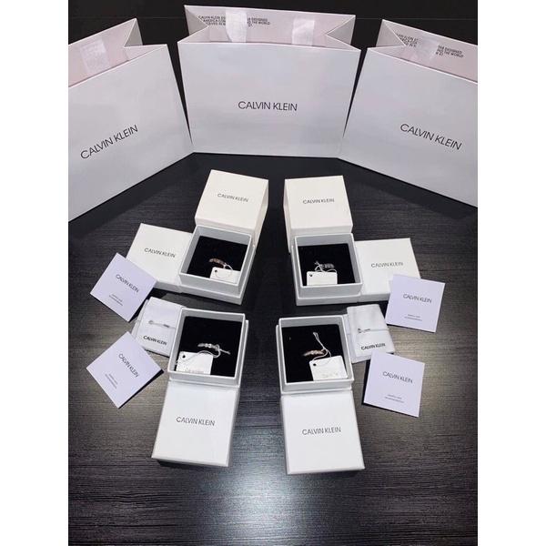 Nhẫn Calvin Klein Authentic