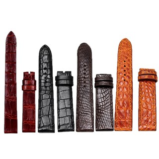Dây đồng hồ da cá sấu nhiều màu Huy Hoàng HP8201-02-03-05 thumbnail