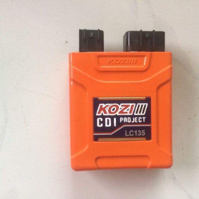 IC ex135 Kozi