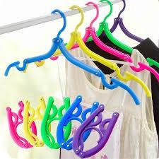 Móc treo quần áo đa năng gấp gọn