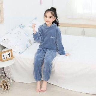 Bộ quần áo Lông Cừu mềm mịn cho Bé và Mẹ (Clip thật)