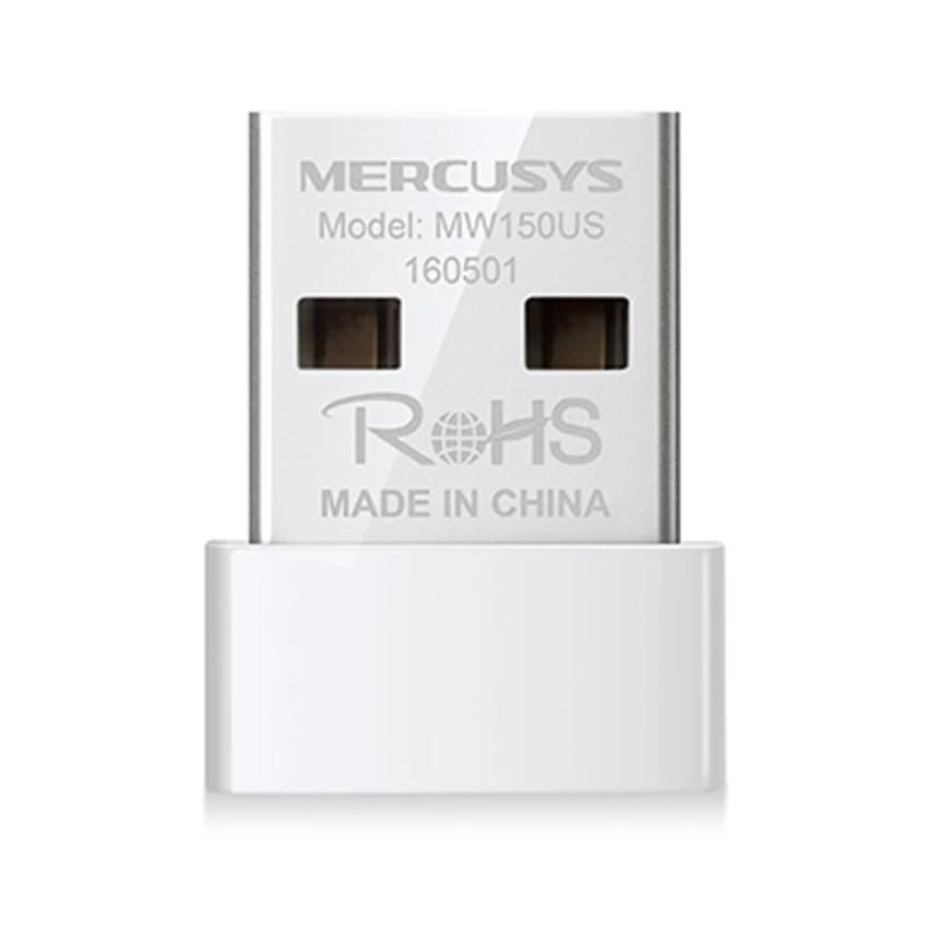 USB thu wifi cho máy tính Mercusys MW150US