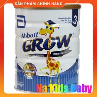 Sữa bột Abbott Grow 3 900g chính hãng thumbnail