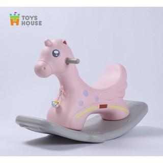Ngựa bập bênh Toys house