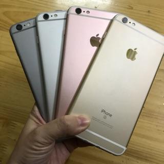 Điện thoại iphone 6S Plus Lock 16g,64g,128g, máy hình thức 99%