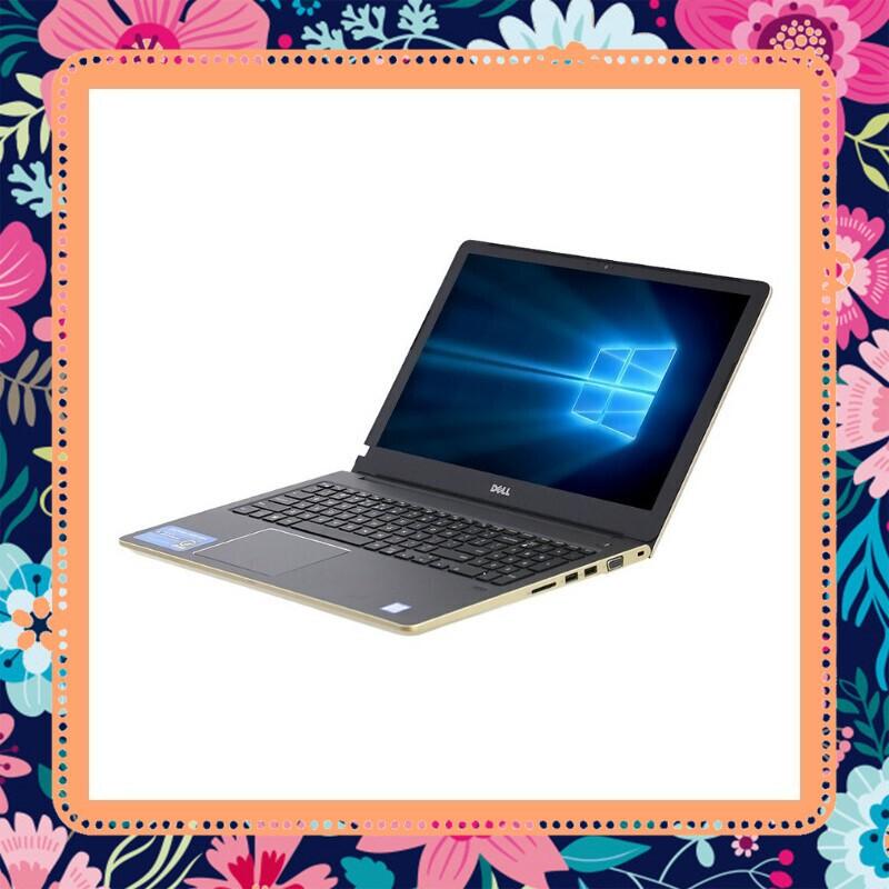 [CAM KẾT CHẤT LƯỢNG] Laptop Dell model Vostro 5568 I7-7500U – V5568B (Gold) – Tặng kèm túi NB Dell Giá chỉ 31.688.900₫