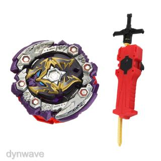 Prettyia Burst Spinning Top Launcher Toy B-125 01: Dead Hades 11Turn Zephyr'