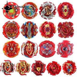 17 Style Red GT Beyblade Burst Spinning Top without Launcher Kid's Beyblade Toys Boy Gifts