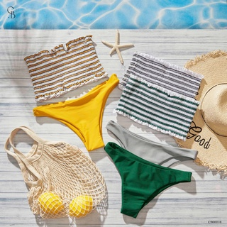 [Mã SRJULY1619 giảm 15K đơn 50K] [Mã SRJULY1215 giảm 20K đơn 50K] COCO BIKINI Bikini - Bộ Bơi Nữ ( CB0001B ) thumbnail