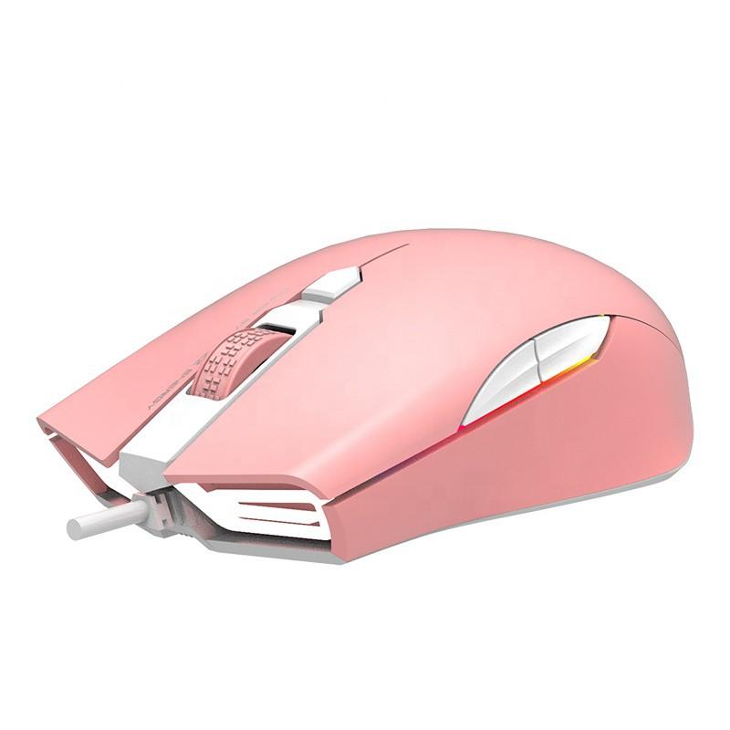 Chuột có dây gaming mofii AJAZZ AJ903 - Hàng chính hãng