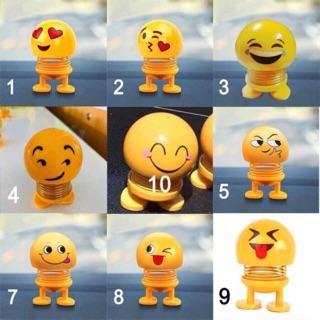Thú nhún biểu cảm emoji có chọn mẫu